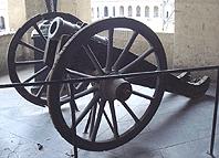 Полевая 6-дм гаубица Грибоваля II г. Республики - Obusier de campagne de 6 pouces Gribeauval, modele 1764, An 2 de la Republique (1793-1794), Les Invalides