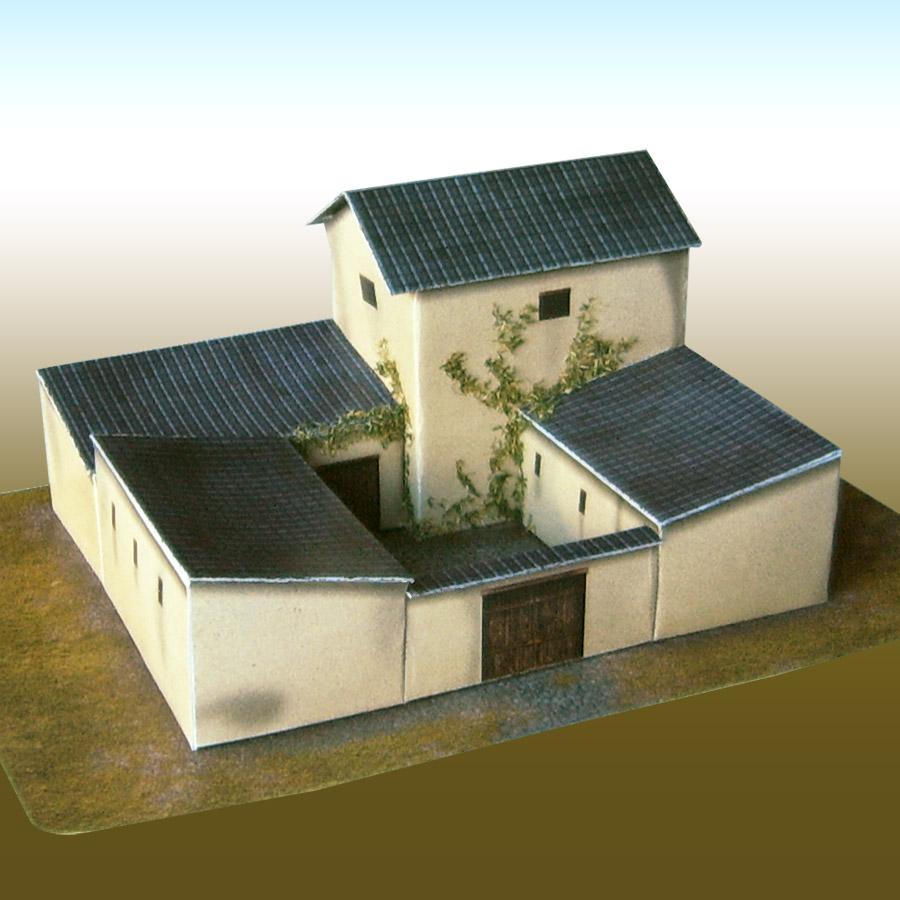 Roman Building Rb021 1/72