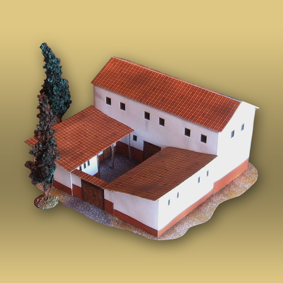 Paper Buildings For Historical Wargame