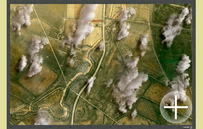 Aerial Battlemat 6x4ft (am003cl) WWI
