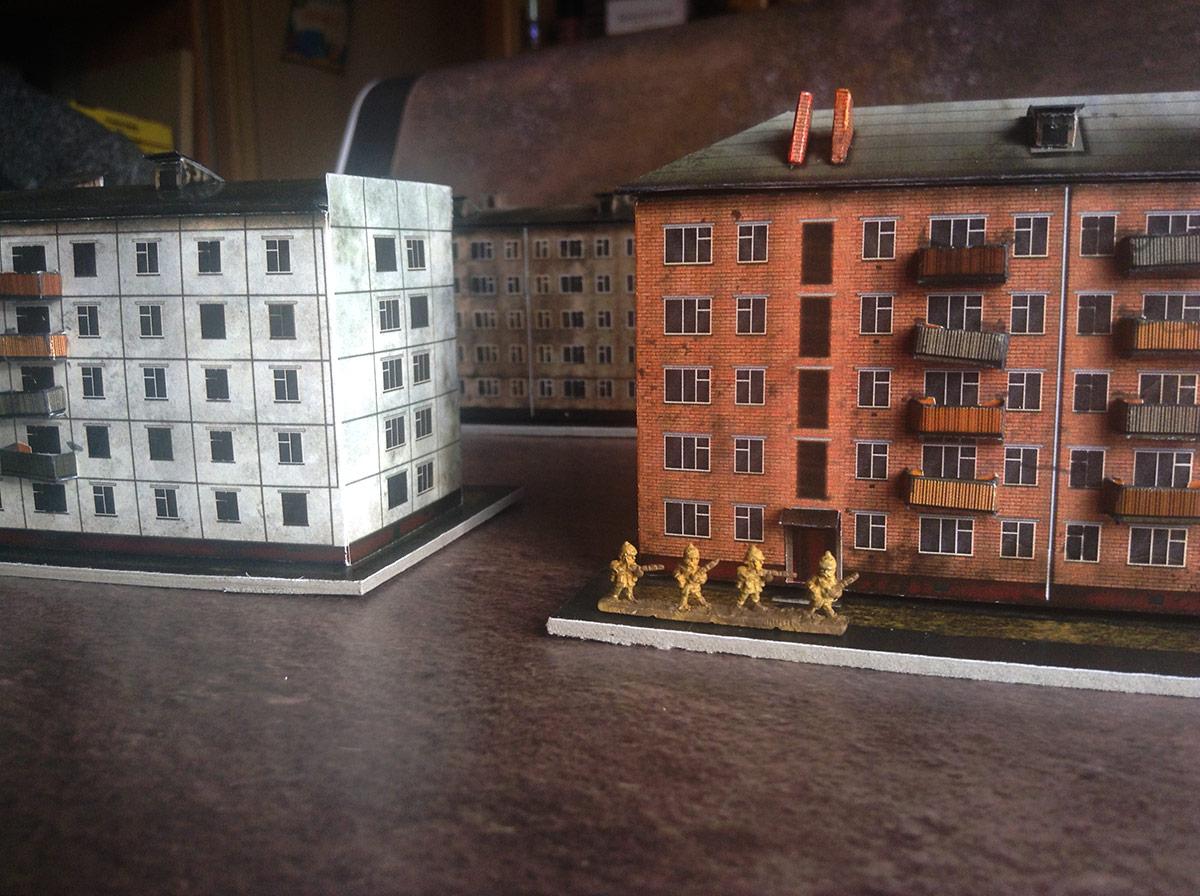 Soviet S Buildings Series Known As Khrushchev Ka Paper