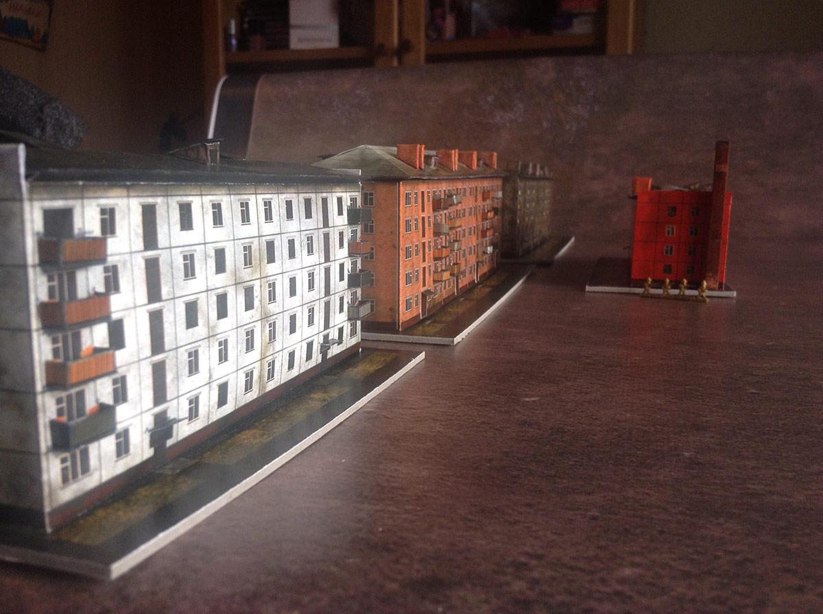 Soviet S Buildings Series Known As Khrushchev Ka Paper