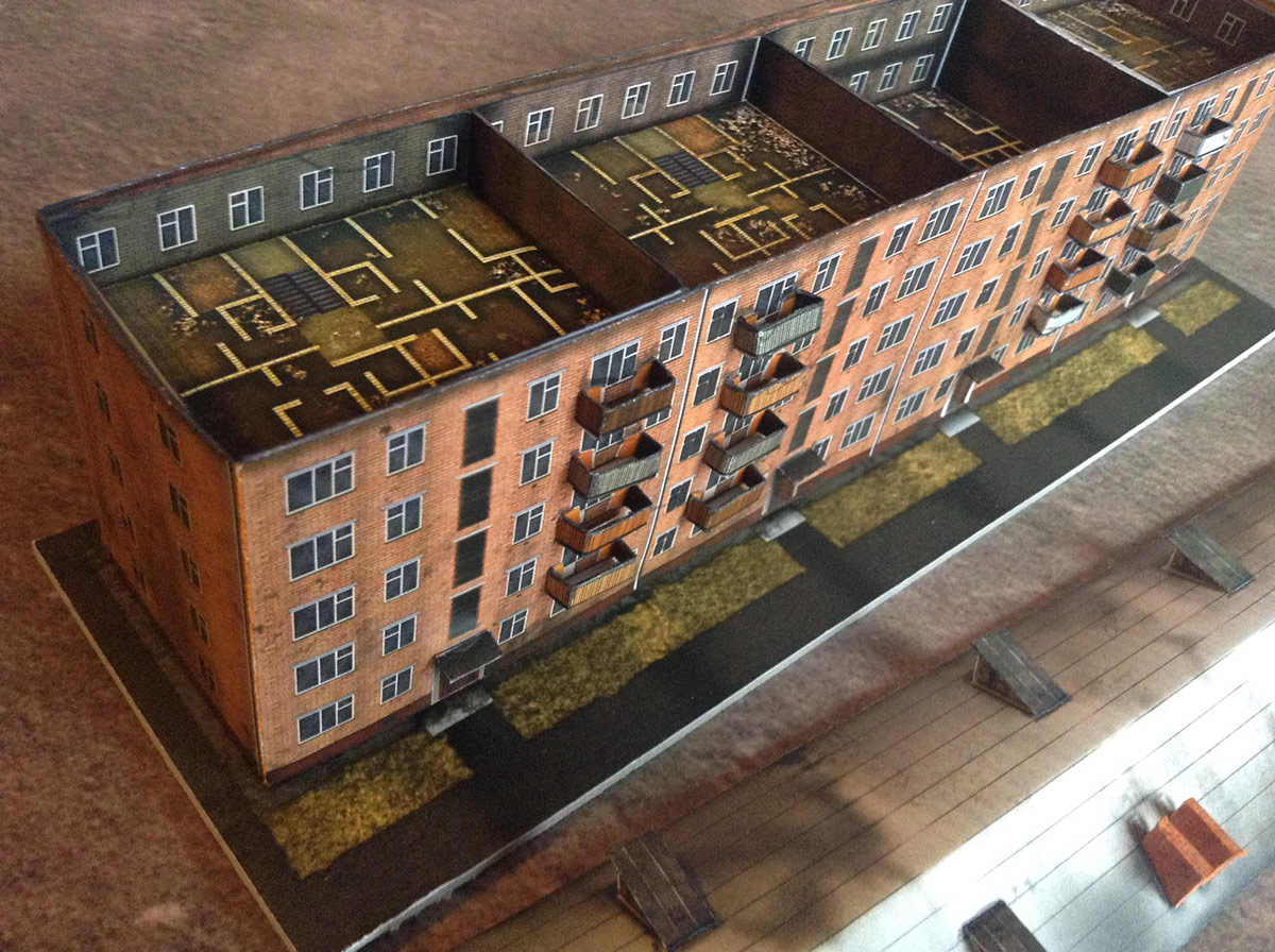 Soviet S Buildings Series 1 Khrushchev Ka Wargameprint