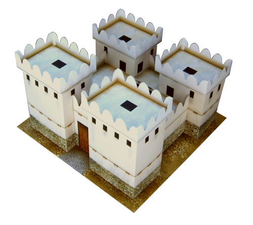 Hittite fortification for DBA