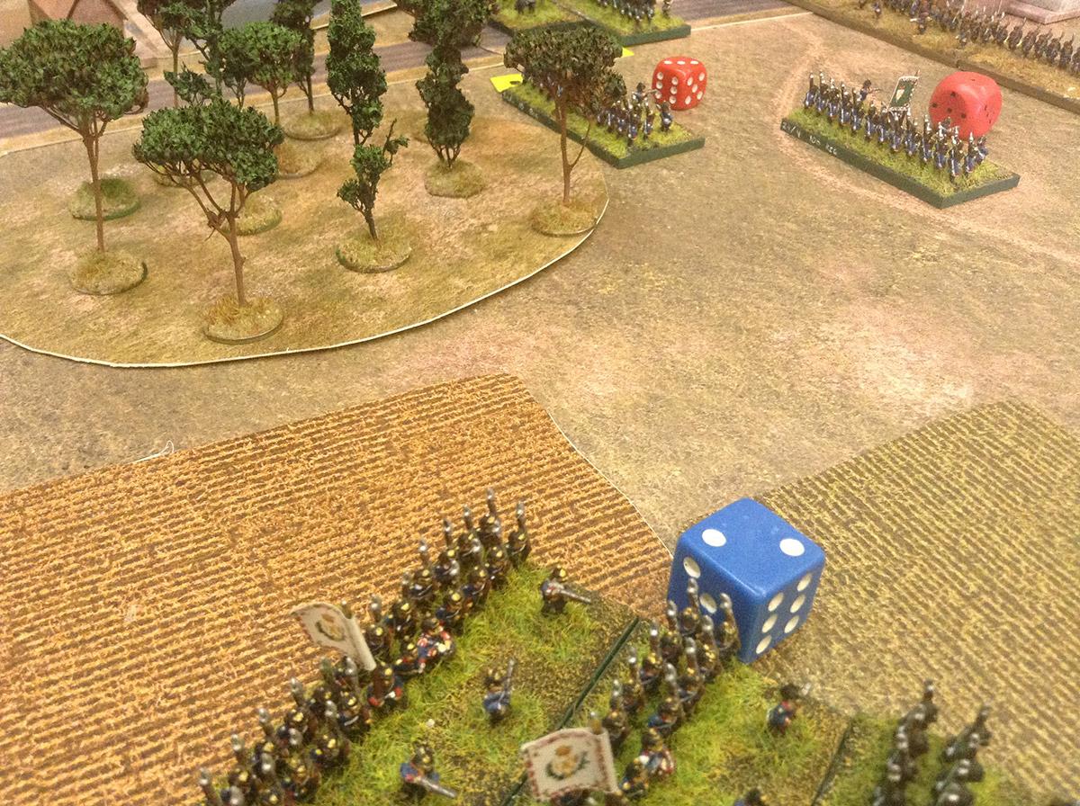 28mm wargame scenery ROCSKY Starter Battlefield Set DESERT STYLE 16 pieces