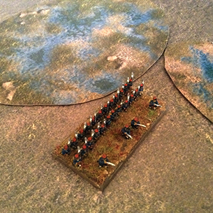 Country wargames scenery kit 1:285 (6mm) / 1:144 (10mm). Modular Paper 2D Scenery System.