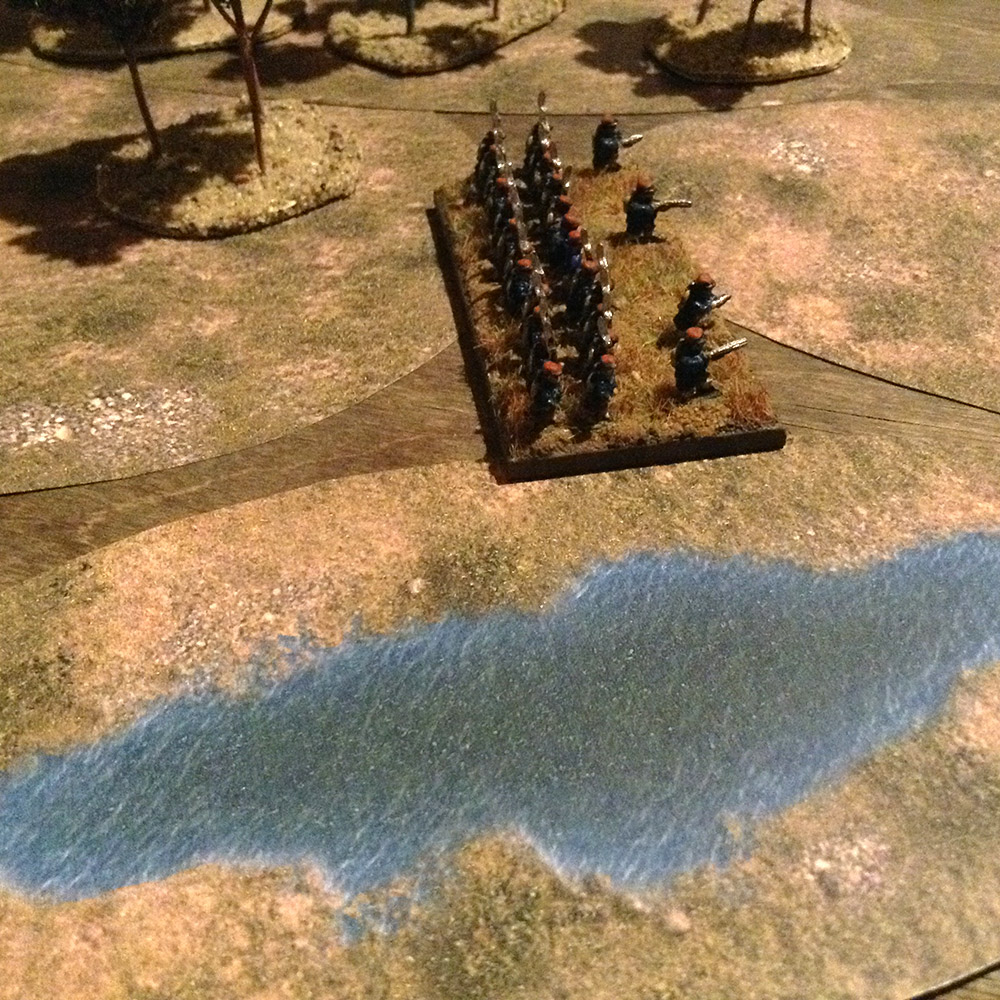 Country Wargames Scenery Kit 1 285 6mm 1 144 10mm