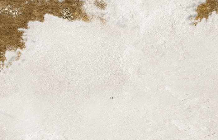 Wargame Battle mat (Snow plain 042)