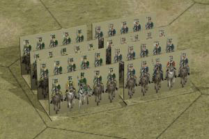 Just Paper Battles Napoleonics - Dutch-Belgian and Nassau Army (6mm) 1815.