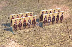 Just Paper Battles Napoleonics - French Army (6mm) 1812-1815.