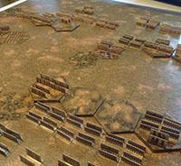 Just Paper Battles Napoleonics. Modular Paper 2,5D Wargames System.