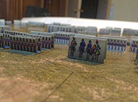 Just Paper Battles Napoleonics - French Army (6mm) 1812-1815. Modular Paper 2,5D Wargames System.